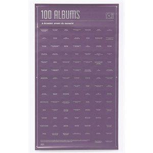100 Albums À Écouter Avant De Mourir