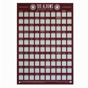 100 Albums Bucket List