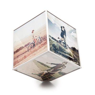 Kube Photo Frame 6'' x 6''