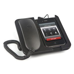Supportportable Téléphone Pronto! noir