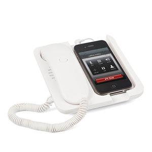 Supportportable Téléphone Pronto! Blanc