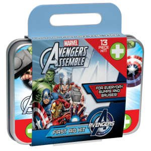 Avengers First Aid kit