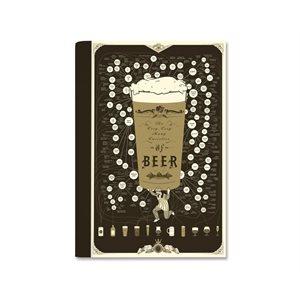 Pop Chart Journal-Beer