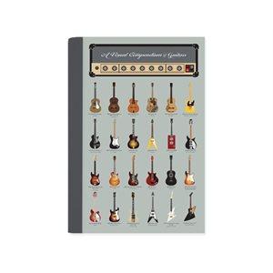 Pop Chart Journal-Guitar