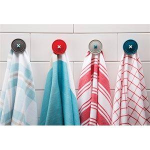 Button up Towel Hangers