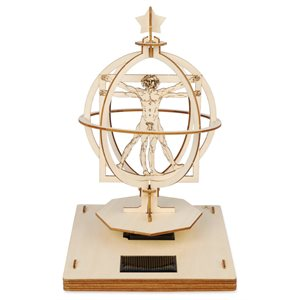 3D Solar Puzzle Da Vinci