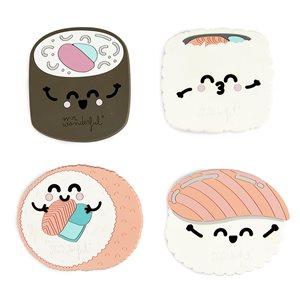 Mr.Wonderful Sushi Coasters