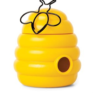 Busy Bees - Paper Clips & Magnetic Container
