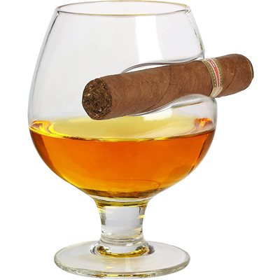 Cigar Czar Glass