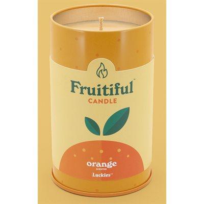 Fruitiful Candles
