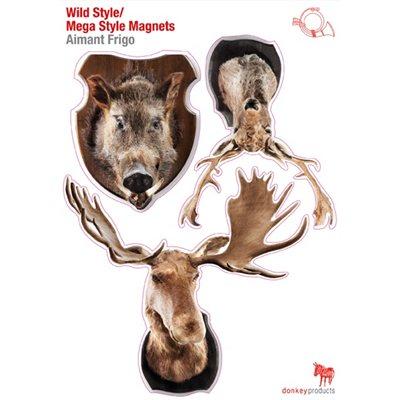 Mega Magnets-Wild