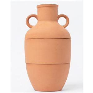 Amforéa Terracotta Serving Bowls(3)