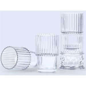 Hestia Glasses Transparent