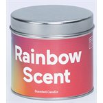 Rainbow Emotion Candle