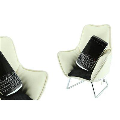 Chairspeaker Creme-Siége Noir