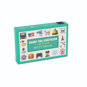 Name the Emoji-US TV Edition