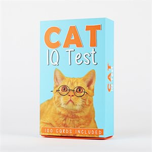 Cat IQ Test