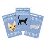 How to speak Cat Cards