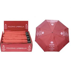 Keep Calm Umbrella