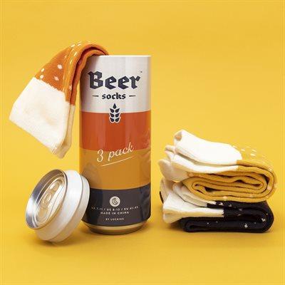 Beer Socks-3PK