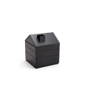 In House Desktop Storage-Black