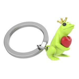 Keychain-Prince Frog