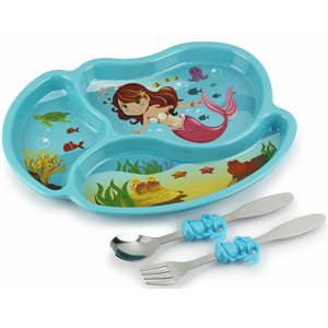 Me Time Mermaid Meal Set