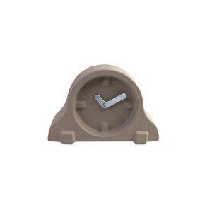 Horloge de Mur en Pâte à Papier
