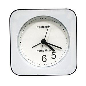 Optimistic Office Desktop Clock