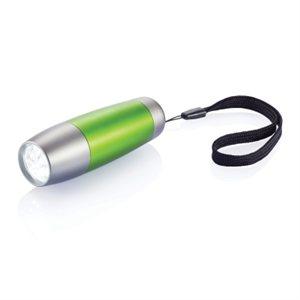 Aluminum Torch-Green