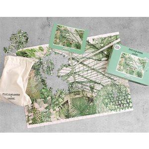 Print Club Puzzle-Barbican Conservatory