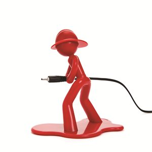 Charging Charlie-Red