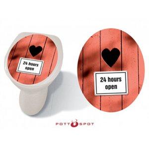 Pott Spot-24 Hours Open