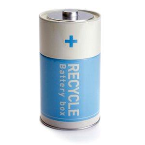 Battery Box-Blue