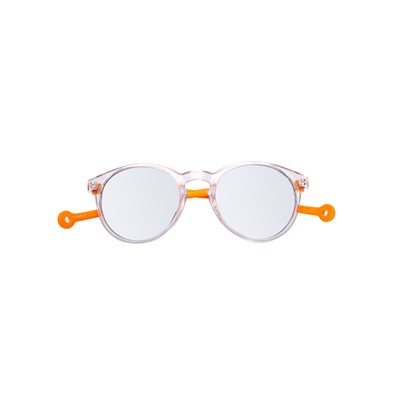 Isla Sunglasses-Transparent / Yellow
