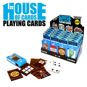 House of Cards w.POS Display