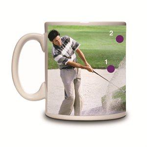 Spot the Ball Mug-Golf