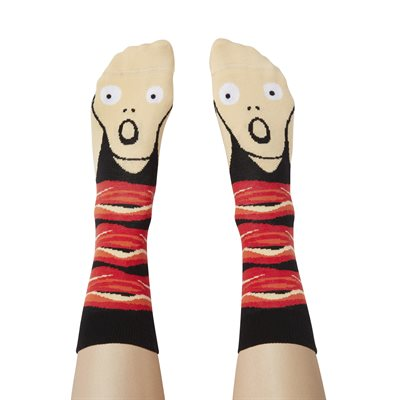 Chaussettes Screamy Ed