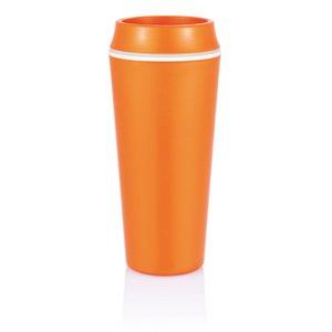PLA Insulated Mug-Orange