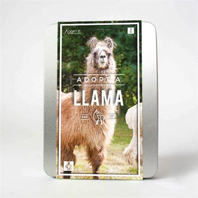 Adopt a Llama