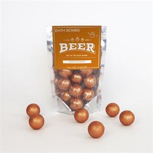 Bombe de Bain Bière