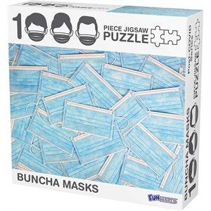 Casse-tête Buncha masks
