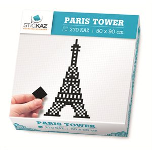 Stickaz Box-Paris Tower