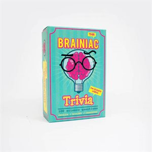 Brainiac Science Trivia