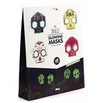 Glowing Masks Skull