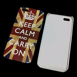 Keep Calm iPhone 5 Hard Case