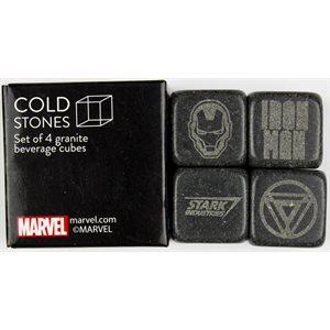Glaçons Pierres granit Stark Industries