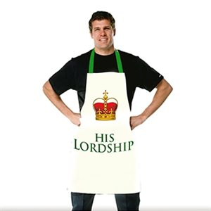His Lordship Apron