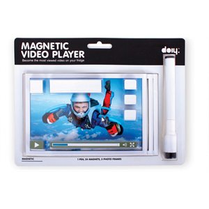 Magnetic Video Magnets