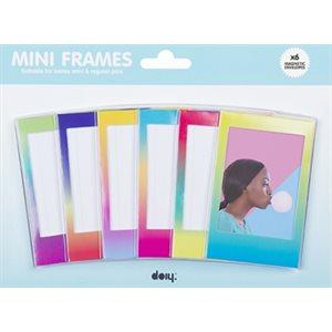 Mini Frames Gradient